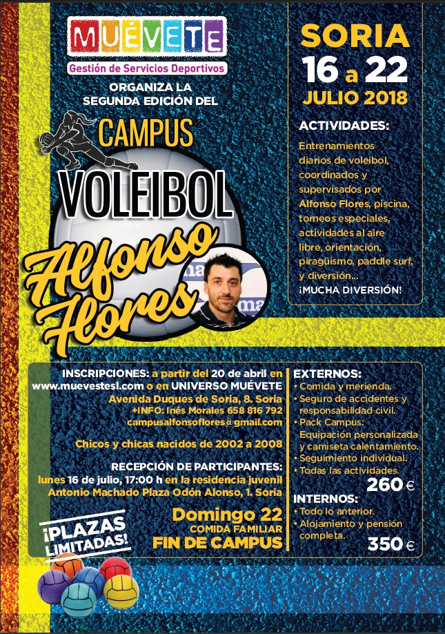 Campus Voley2018