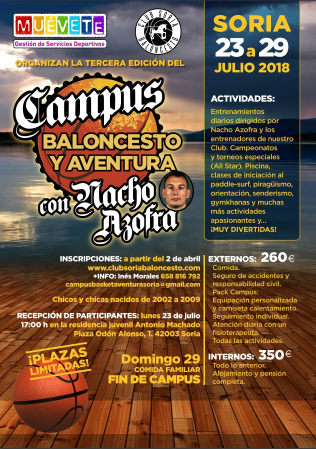 Campus Basket 2018